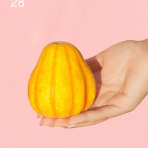 一只可爱的小梨子