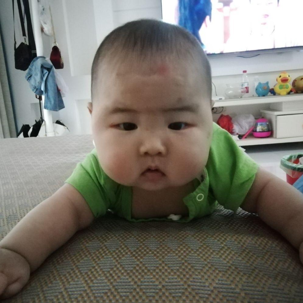 靠意念减肥的小胖子